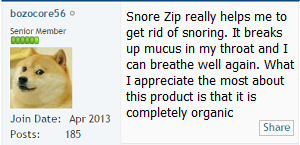 Snore Zip Reviews 2019 Warning Does It Work Or Scam
